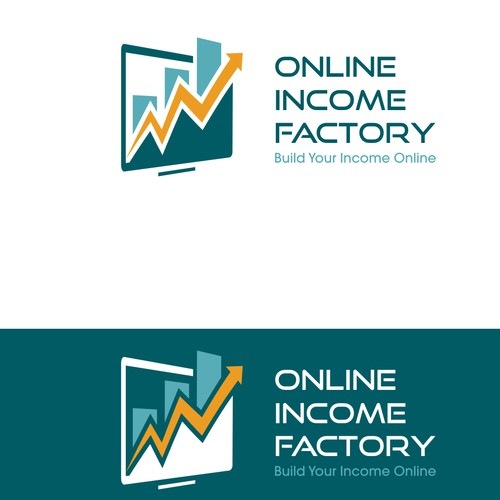 Create a Logo for Online Income Factory