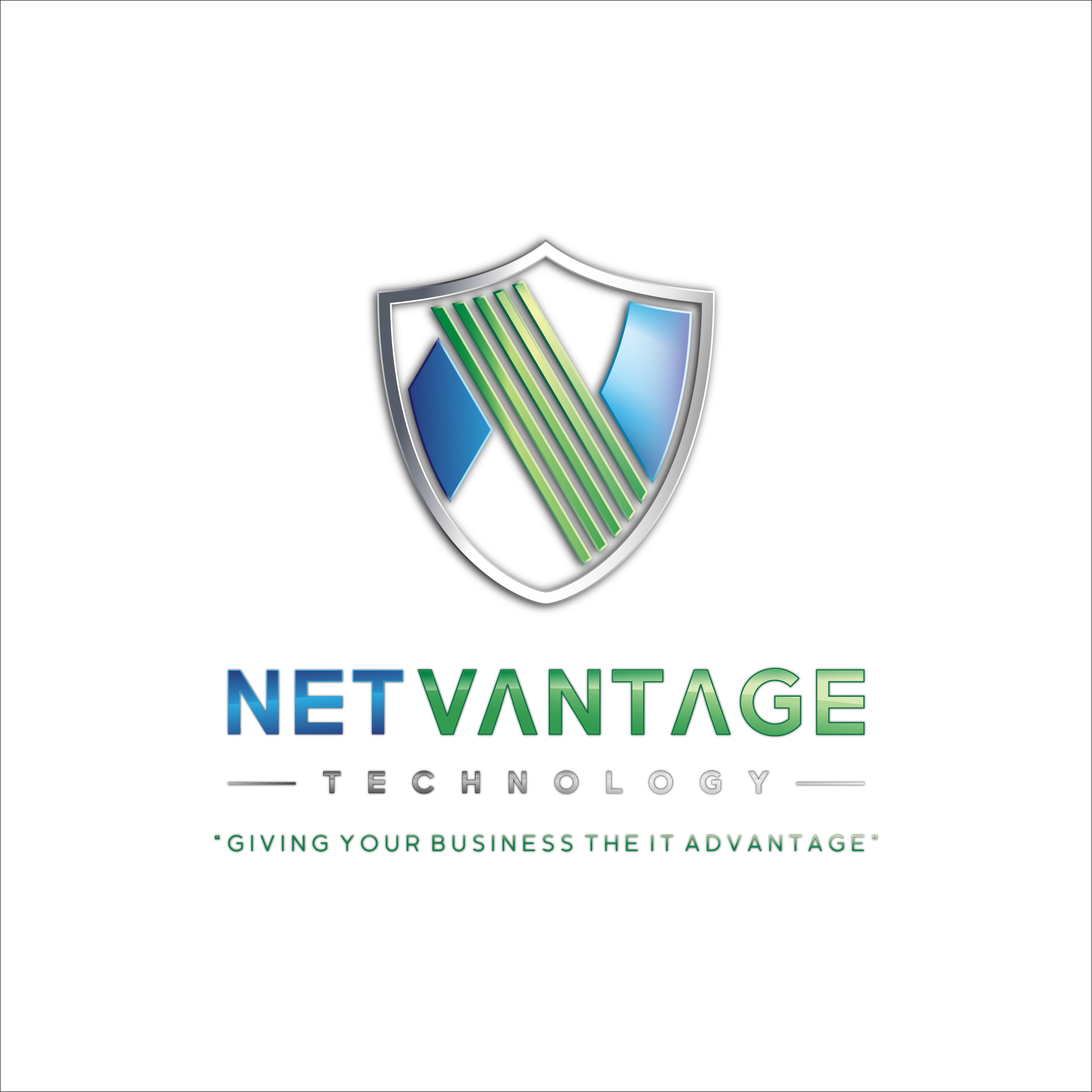 NetVantage Technology needs new logo & Business card - Provided details and examples