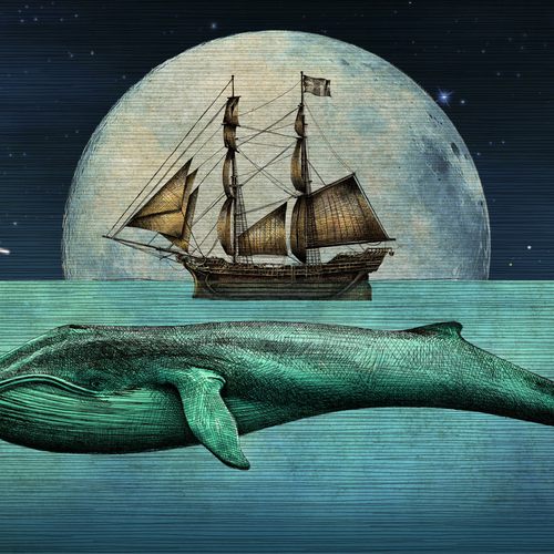 Mystic ocean's illustration
