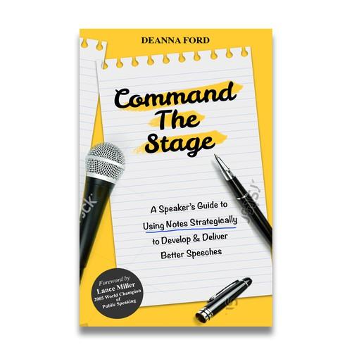 Conceptual Design for Public Speaking Book