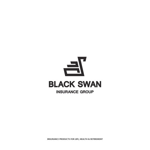 Logo design for BlackSwan