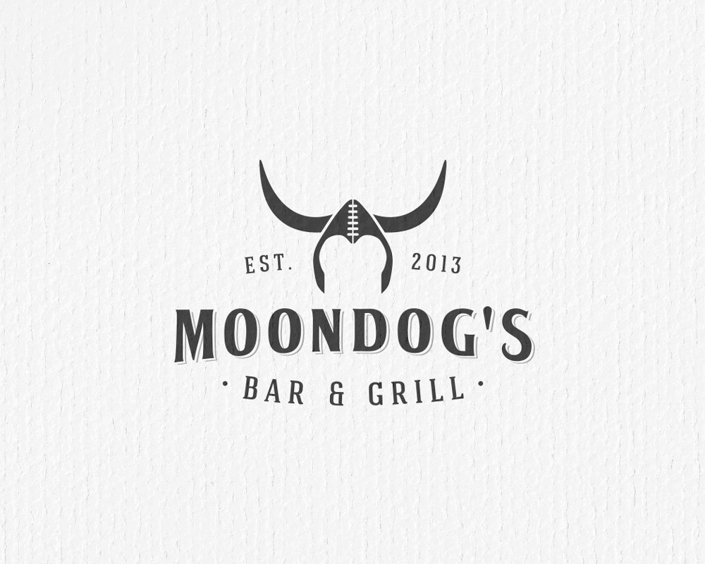 Help Moondog's  with a new logo