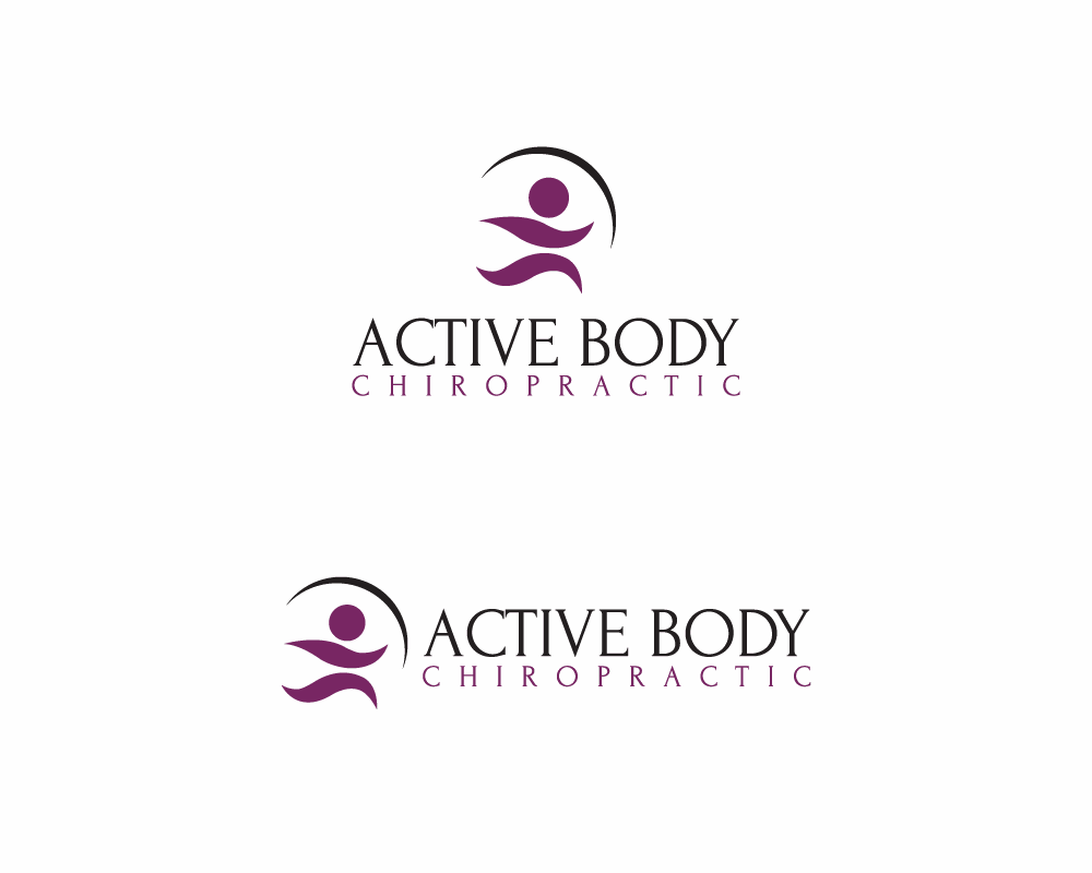 Create the next logo for Active Body Chiropractic