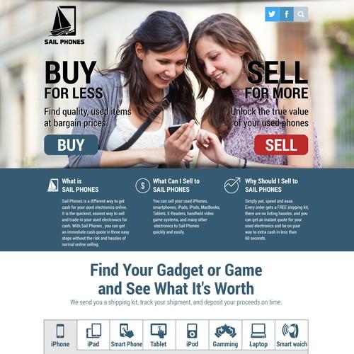 mobile buy&sell