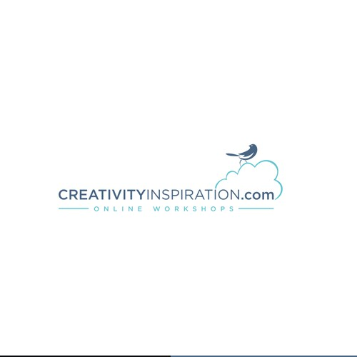 Unleash your creativity for CreativityInspiration.com logo