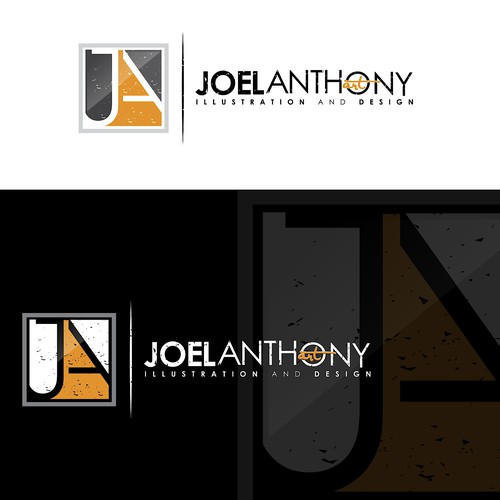 Create a capturing, creative, and stylistic logo for my Art and Design company