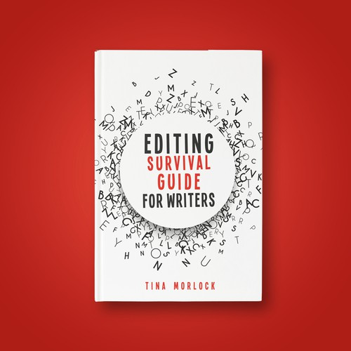 'Editing Survival Guide for Writers' BOOK COVER