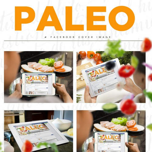 Paleo Facebok Cover