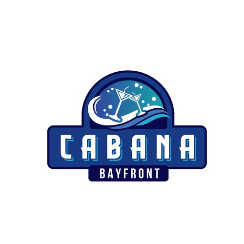 Cabana on the bay