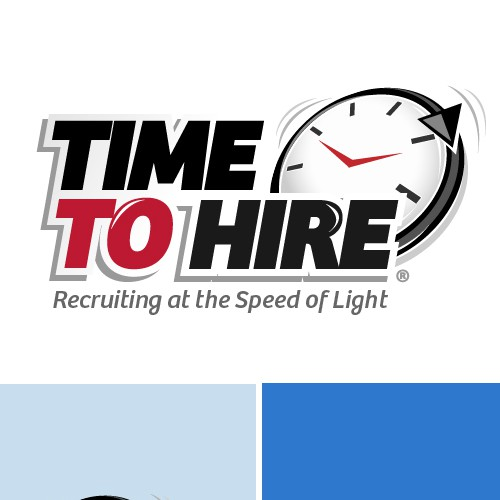 Recruiting Firm needs a Logo  (Time To Hire)