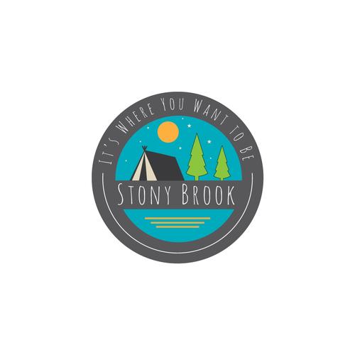 Logo concept for Stony Brook.