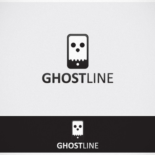 Help GhostLine with a new logo