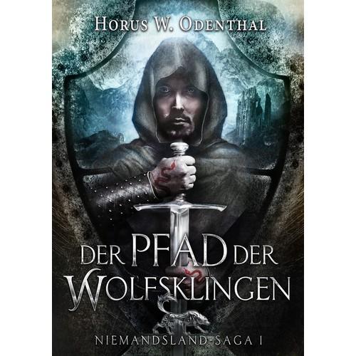 Book cover for Niemandsland-Saga book 1