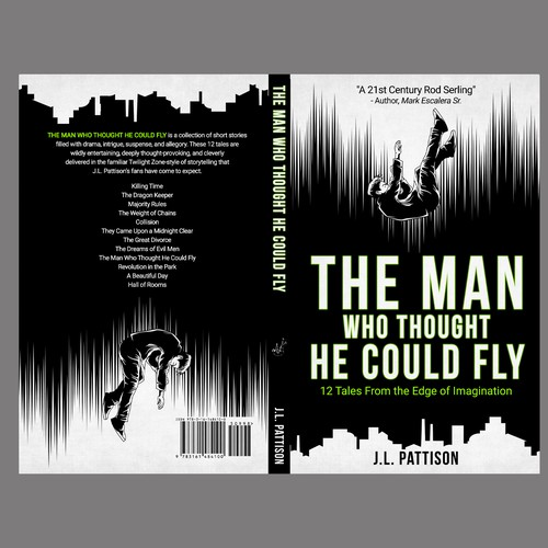 The Man Who Thought He Could Fly