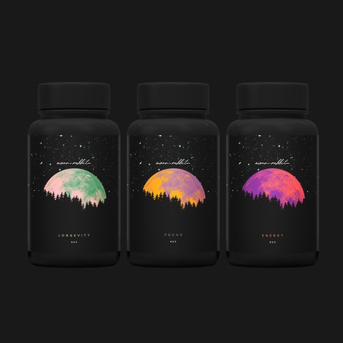 Herbal blends range