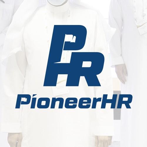 Logo Concept for Saudi Arabian HR Company