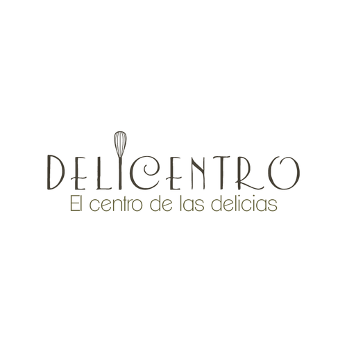 Logo concept for Delicentro