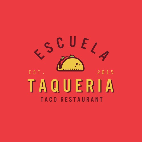 Escuela Tanqeria Taco Restaurant Logo