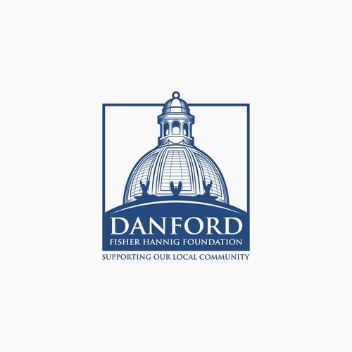 DFHF logo and branding
