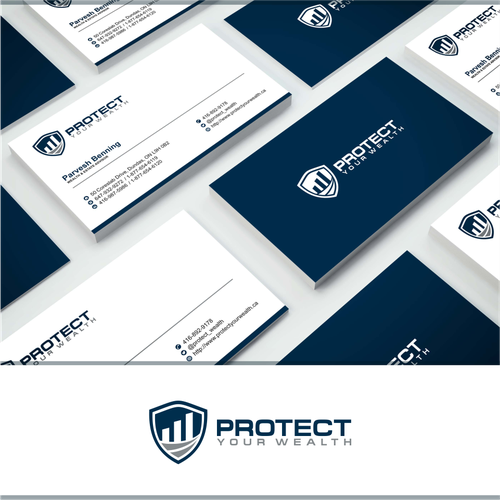 Design a powerful logo for an Insurance and Investment website