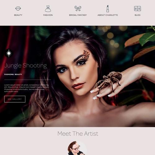 Charlotte Annice / Make-up Artist