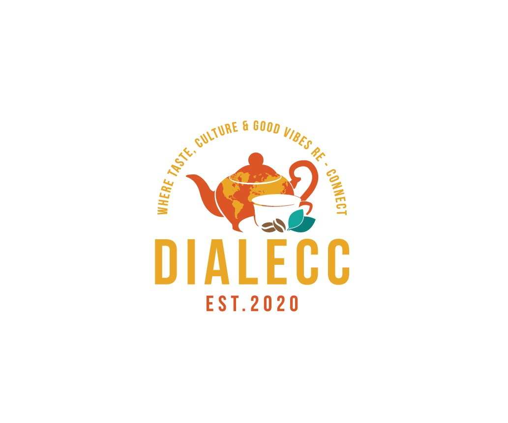 We request a logo that displays different cultures around coffee and teas
