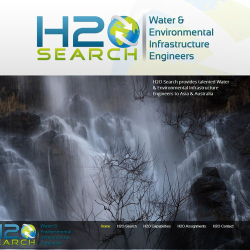 Help H2O Search with a new logo