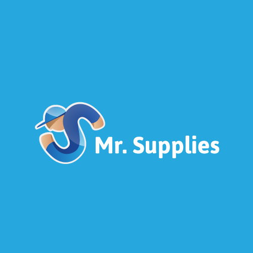 BRAND IDENTITY FOR Mr. Supplies