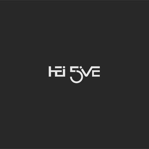 Seriosität trifft Spaß - Logo für Hei Five