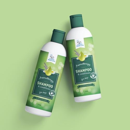 Dog Aromatherapy Shampoo