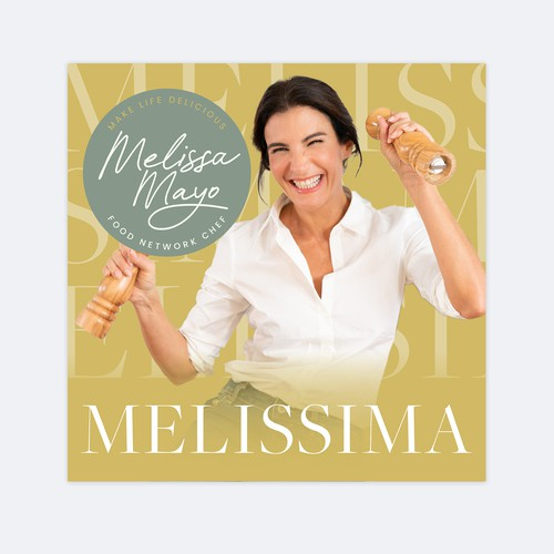 Melissima podcast cover