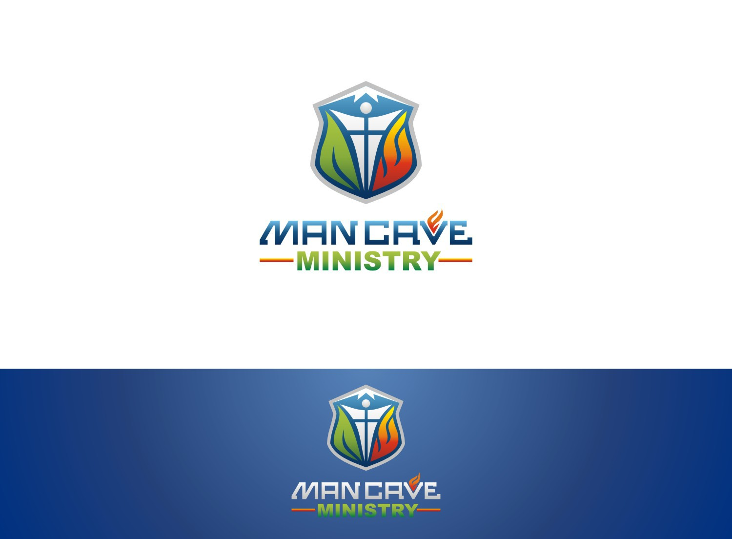 New logo wanted for Man Cave Ministry