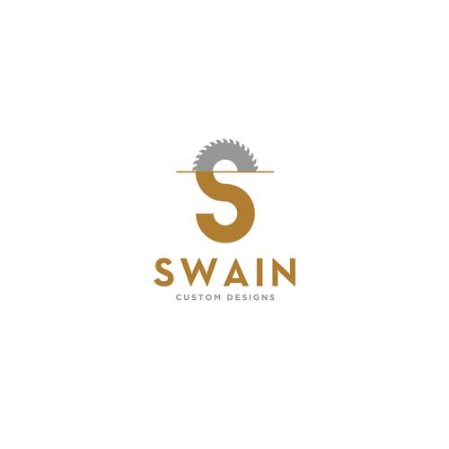 Swain Custom Designs Logo