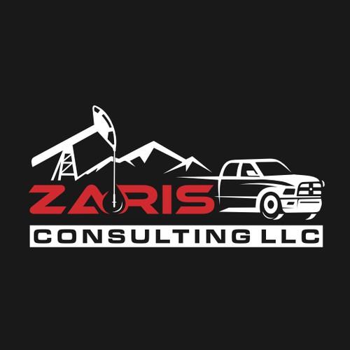 Logo concept ZARIS CONSULTING LLC