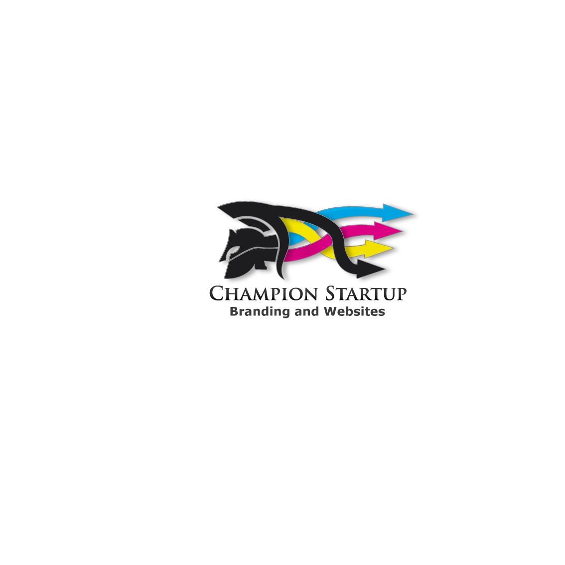 Logo Design for Champion Startup, a Design Agency!