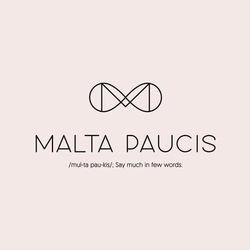 Logo for Malta Paucis