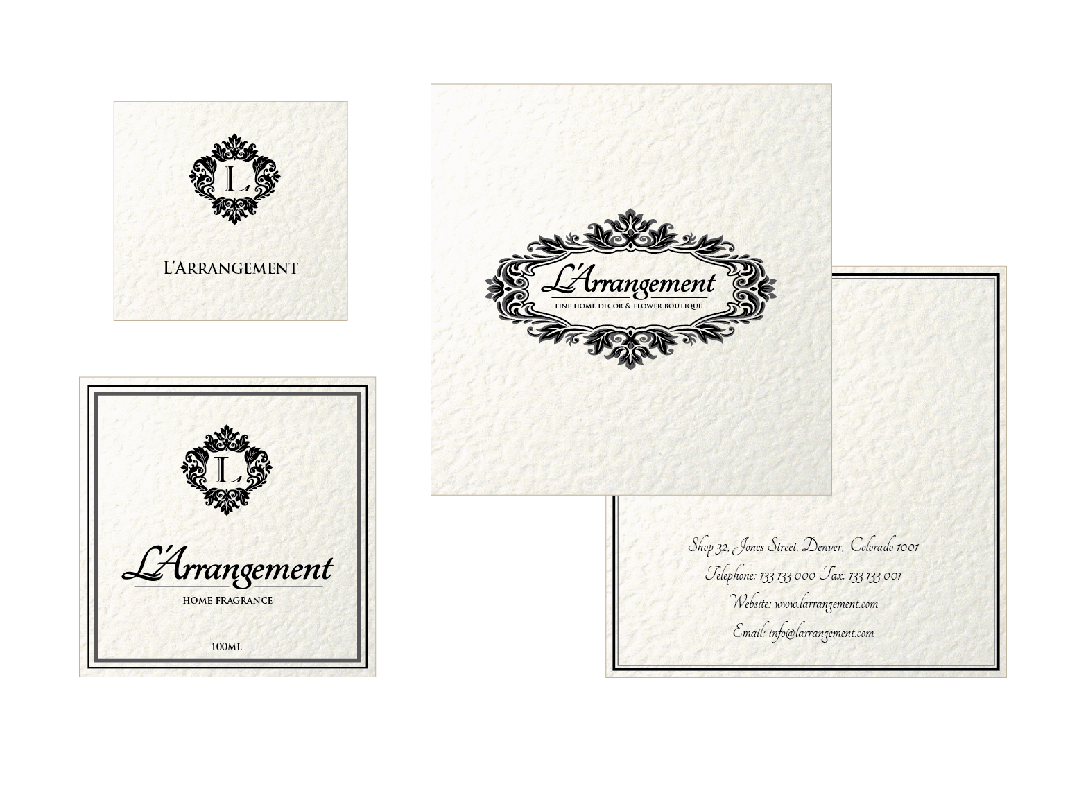 New logo wanted for L'Arrangement