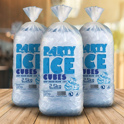 PARTY ICE CUBE