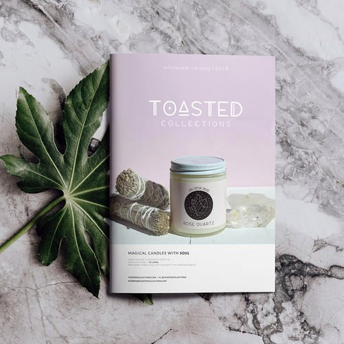 Toasted Collections Wholesale Catalog