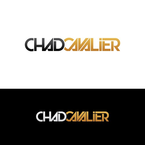 Chad Cavalier Logo design