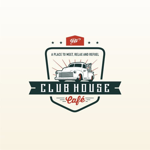 logo for AAA Clubhouse Cafe