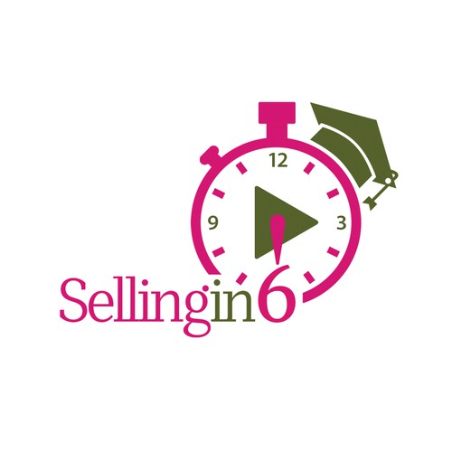 Selling In Six Logo