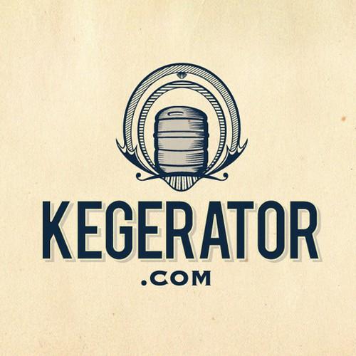 Create the next logo for Kegerator.com