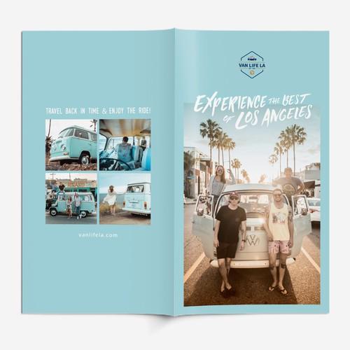 Cool Brochure for Vanlife LA