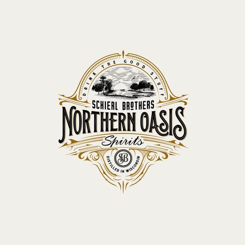 Logo for family start-up national craft liquor