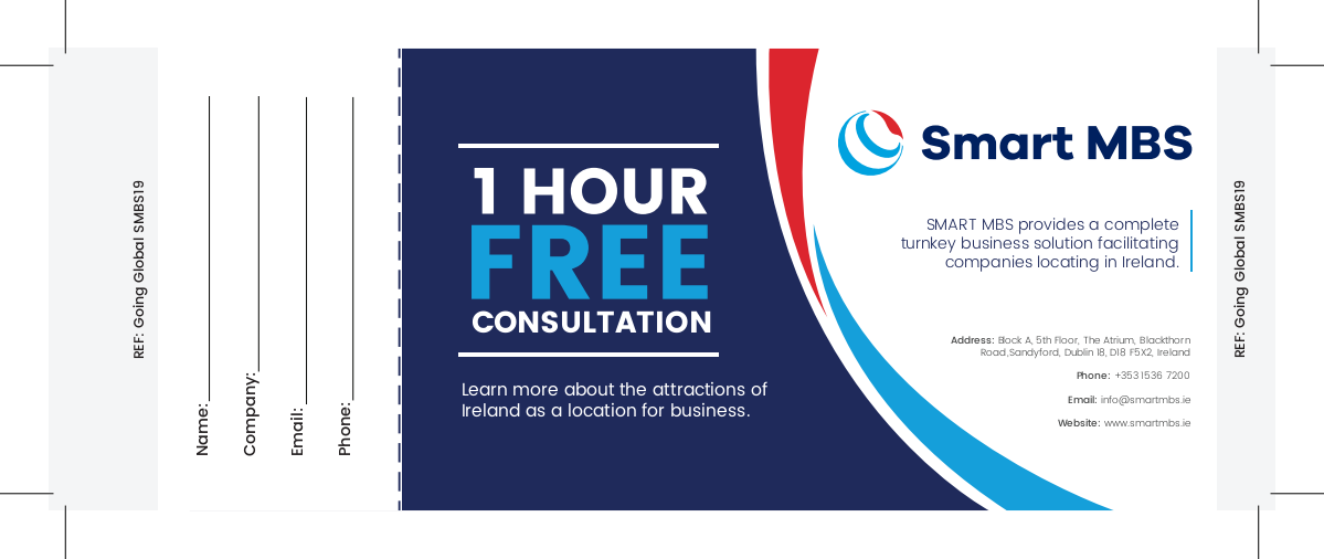 Smart MBS London | Going Global | 1 hour FREE Consultation Voucher with unique code