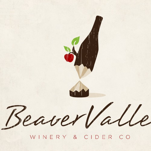 logo for Beaver Valley Winery & Cider Co
