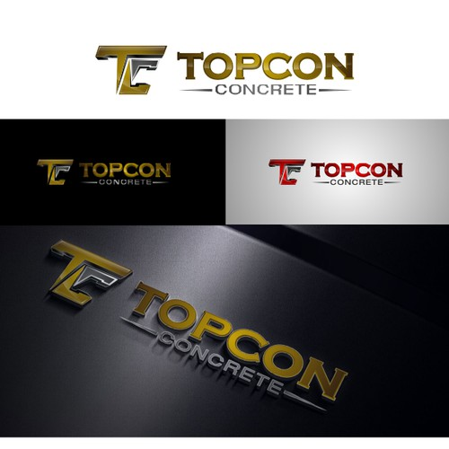 Create something amazing for TopCon Concrete!!!!!!!!!!!!!!!!!!!!!!!!!!!!!!!!!!!!!!