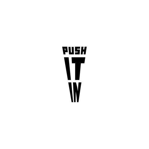 Push it in