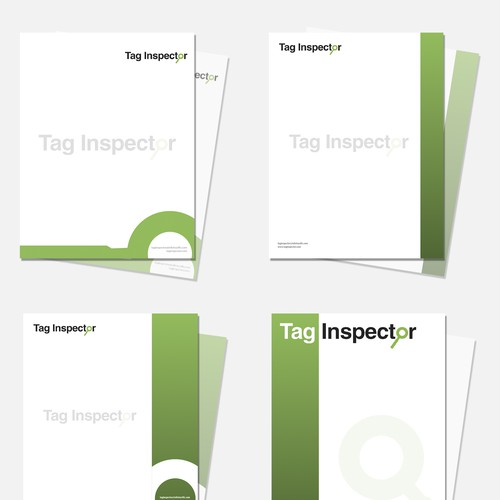 Document Template Design Tag Inspector